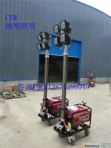 Analysis of the price trend of Wuhan mobile lighting car and mobile lighting car