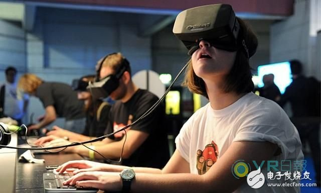 VR this year: games become synonymous with virtual reality