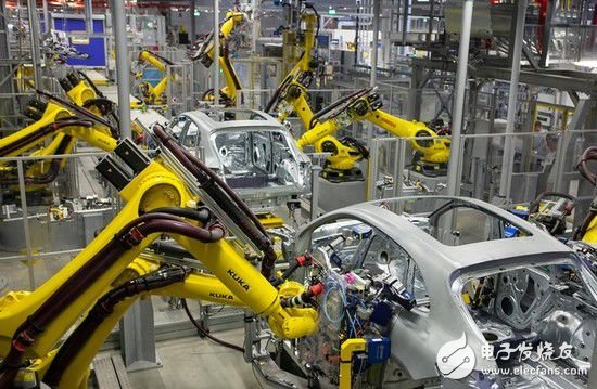 Industrial robots that do not harm humans