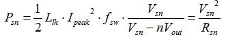 Analysis of resonant coordinate method of switch mode power supply