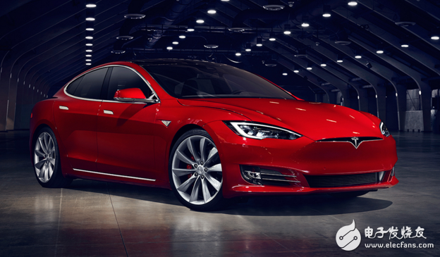 Tesla electric car will be equipped with 100kWh high-capacity battery