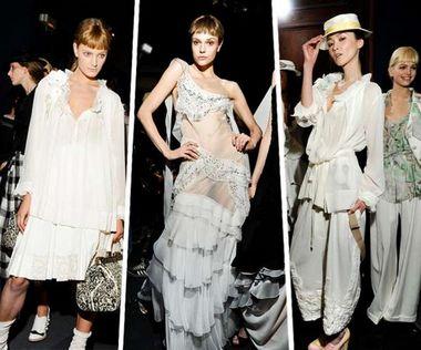 今夏女装流行设计 无处不在的荷叶边(图2)