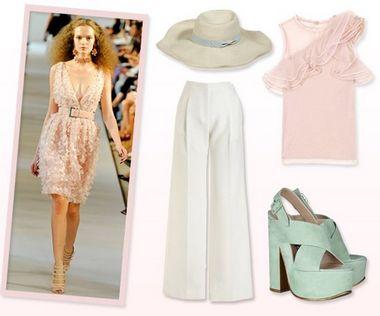今夏女装流行设计 无处不在的荷叶边(图4)