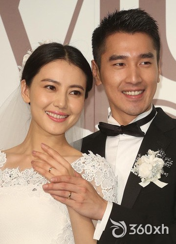 Gao Yuanyuan Zhao Youting married Goddess how skin care 1