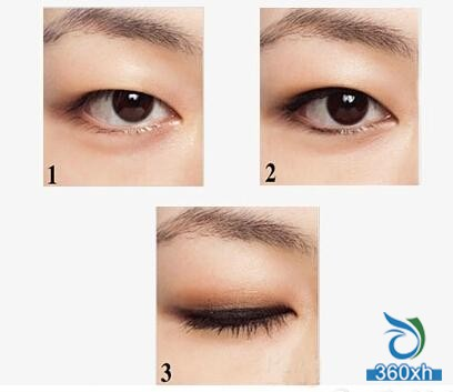 Eyeliner is not good 3 strokes to solve the troubles of the hand-shaking star