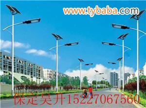 天津农村太阳能路灯5米20瓦6米30瓦全套价格