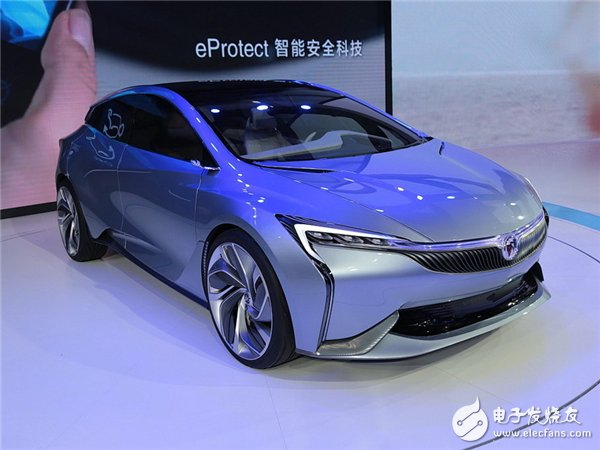 2016 Guangzhou Auto Show's new energy vehicle inventory