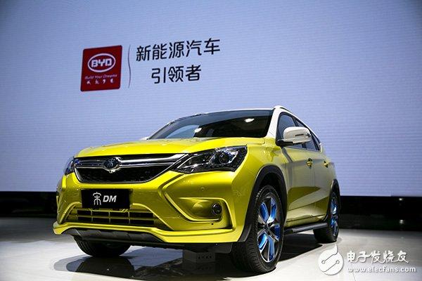 2016 Guangzhou Auto Show, Hybrid Electric Vehicle