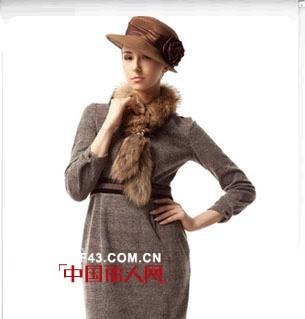 MC女装 简洁中流露女人的优雅、知性