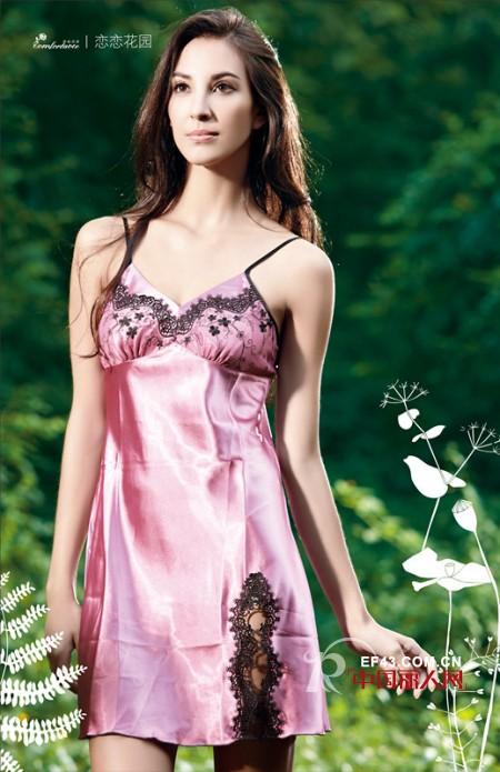 悠仙美地家居服 绽放优雅时尚与尊贵品位