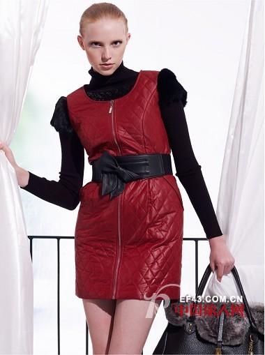 迪图女装三大产品系列 共筑女性经典时尚