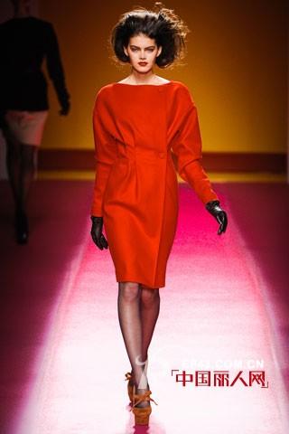 Chadwick Bell发布2012秋冬系列女装成衣