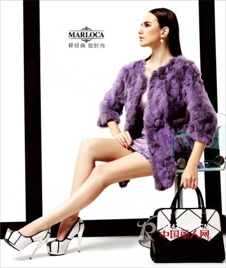与众不同的时尚魅力 蔓露卡女装倾情演绎