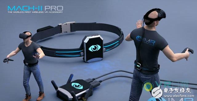 Immersive Robotics Launches Universal Wireless VR Solution