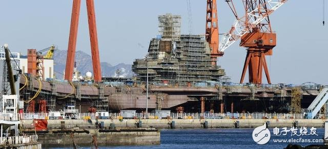 The winners of the China Industrial Awards were announced. The domestic aircraft carrier won the highest award.