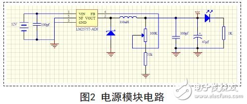 Power module circuit