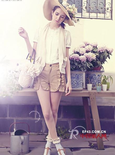ICCI时尚女装 开启新的美丽梦幻之旅