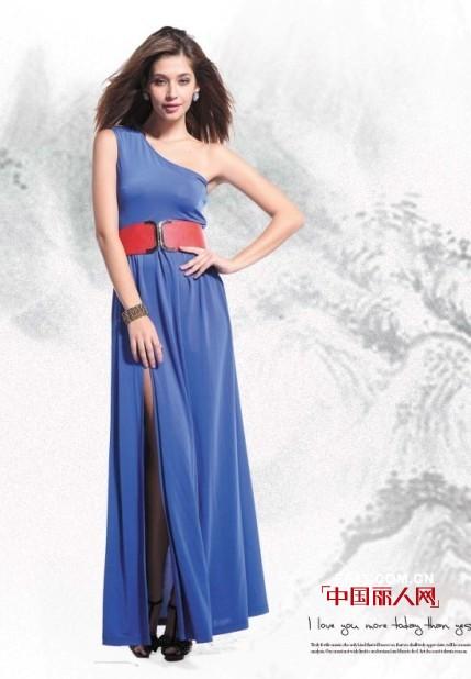 贞智美女装引领时尚潮流的排头兵