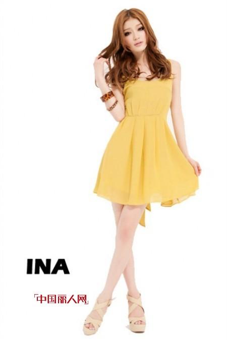 INA时尚女装 散发时尚迷人的优雅气质