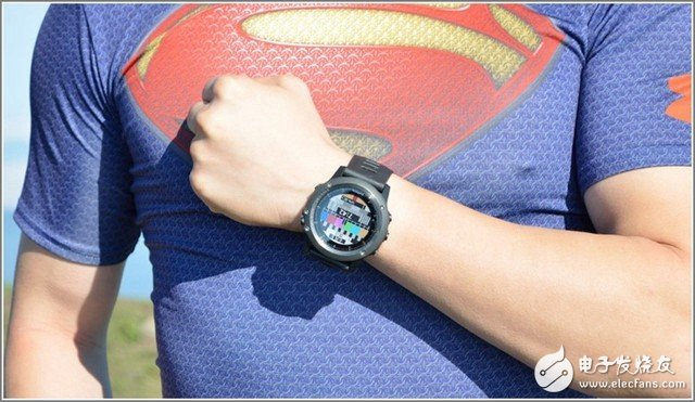 Tracking of wearable equipment available to athletes of the World Championships in Athletics
