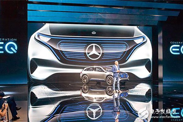 Sales in China have increased, making it difficult for Mercedes-Benz fuel assessment, or will produce pure electric vehicles in China.