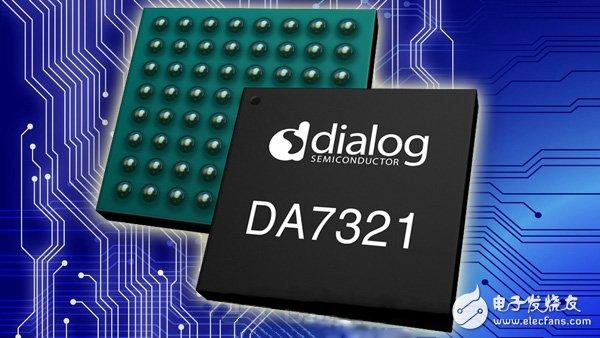 Freescale Microcontroller DA7321