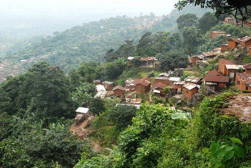 Togo has a longevity township