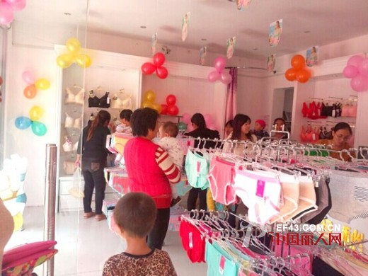 内衣销售无淡季 闺秘内衣服务升级业绩猛增