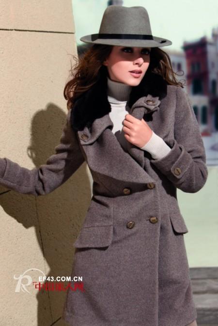 温暖季的复古情怀 ——舒朗2012冬季新品发布