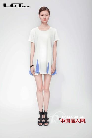 开启初夏时尚之旅 艾上乐品品牌女装