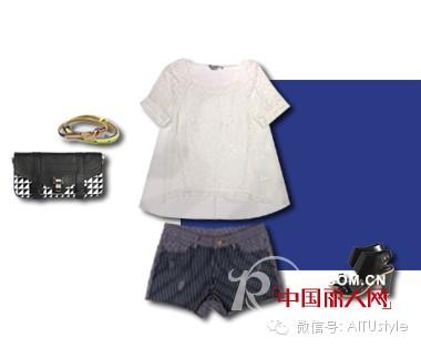 休闲衬衫穿上身,塑造初夏美形象!