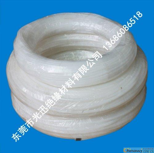 What is the change in the function and performance of the Teflon tube compared to the previous one?