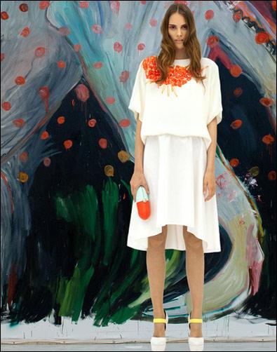 Cynthia Rowley品牌2012早春度假系列