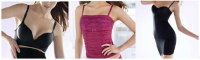 黛安芬高级内衣曲线诱惑塑身衣 全新上市