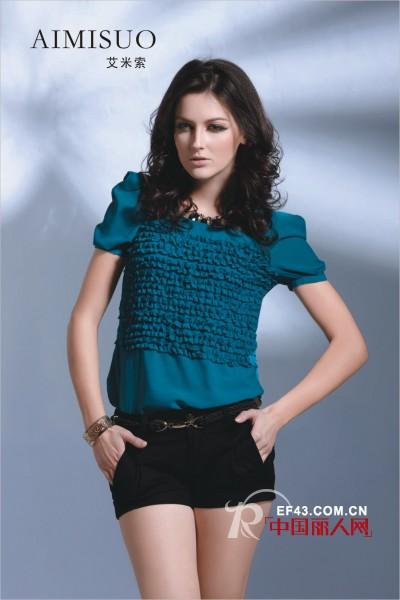 法国时尚都市风情, AIMISUO·艾米索品牌女装