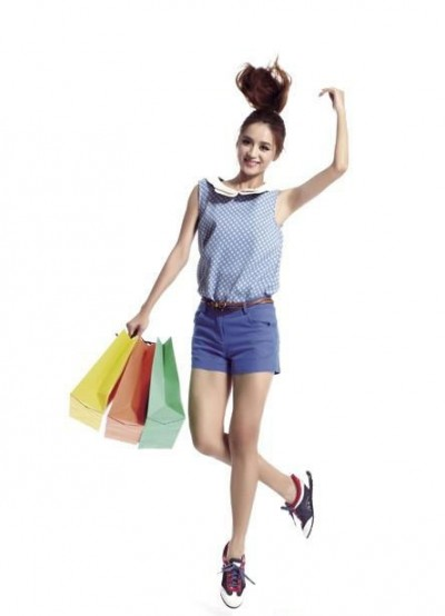 花园街19号女装2012春季新品发布