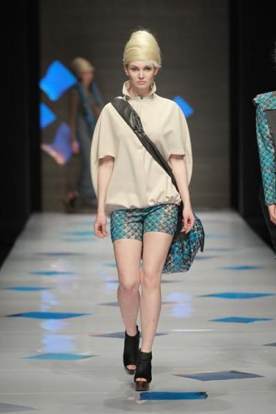 2012中国国际时装周:OUDIFU发布会