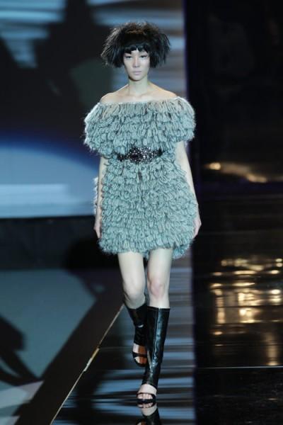 2012中国国际时装周:德芙瑞发布会