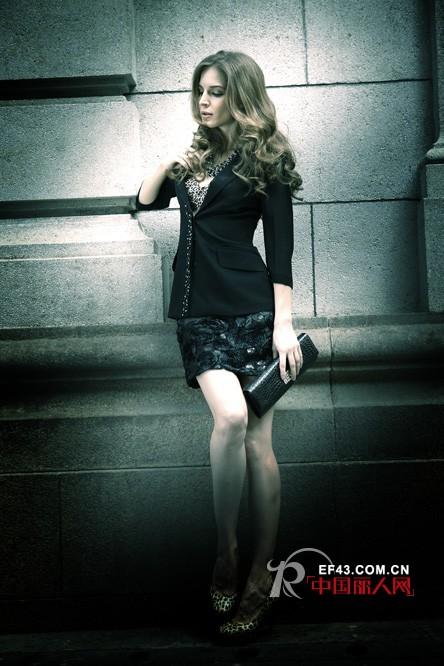 OUNINA欧妮纳女装 彰显纯正的法国奢华贵族气质