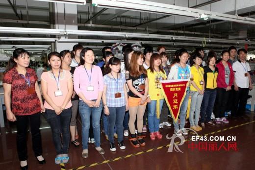 西纳维思生产制造中心四月份三大竞赛落幕