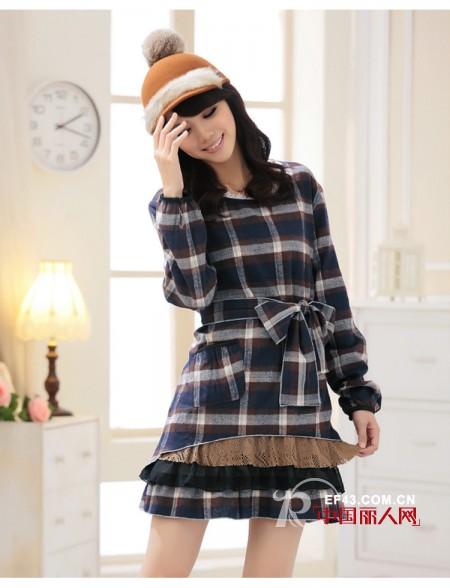"""艾欧-ioeoi 品牌大码女装  胖体服饰潮流的新""""风向标"""""""