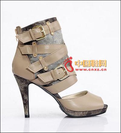 Roman booties