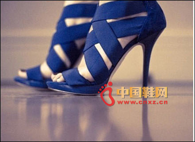 Blue Roman shoes