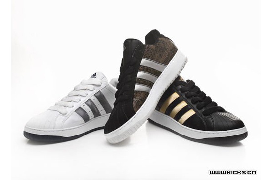 The classic shell head reproduces SS Inspired to create a retro style on the basketball court (Figure)