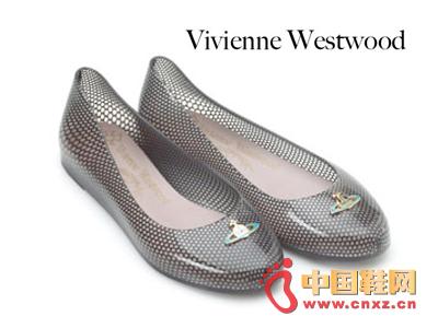 Vivienne Westwood Transparent Plastic Flats