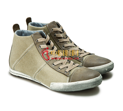 Water Canvas Stitching Casual Boots