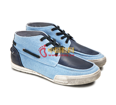 Holiday series stitching casual shoes