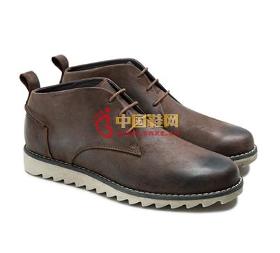 Handmade urban leather boots