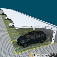 'Membrane structure bicycle parking shed for excellence, casting a model of quality