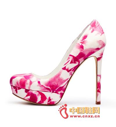 Stella Luna Printed Heels